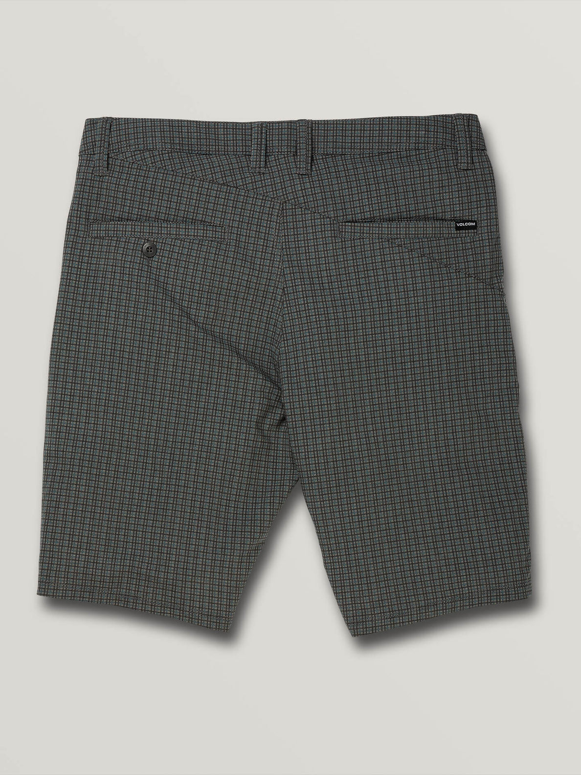 Frickin Surf N' Turf Mix Hybrid Shorts - Dark Charcoal (A3212003_DCR) [B]