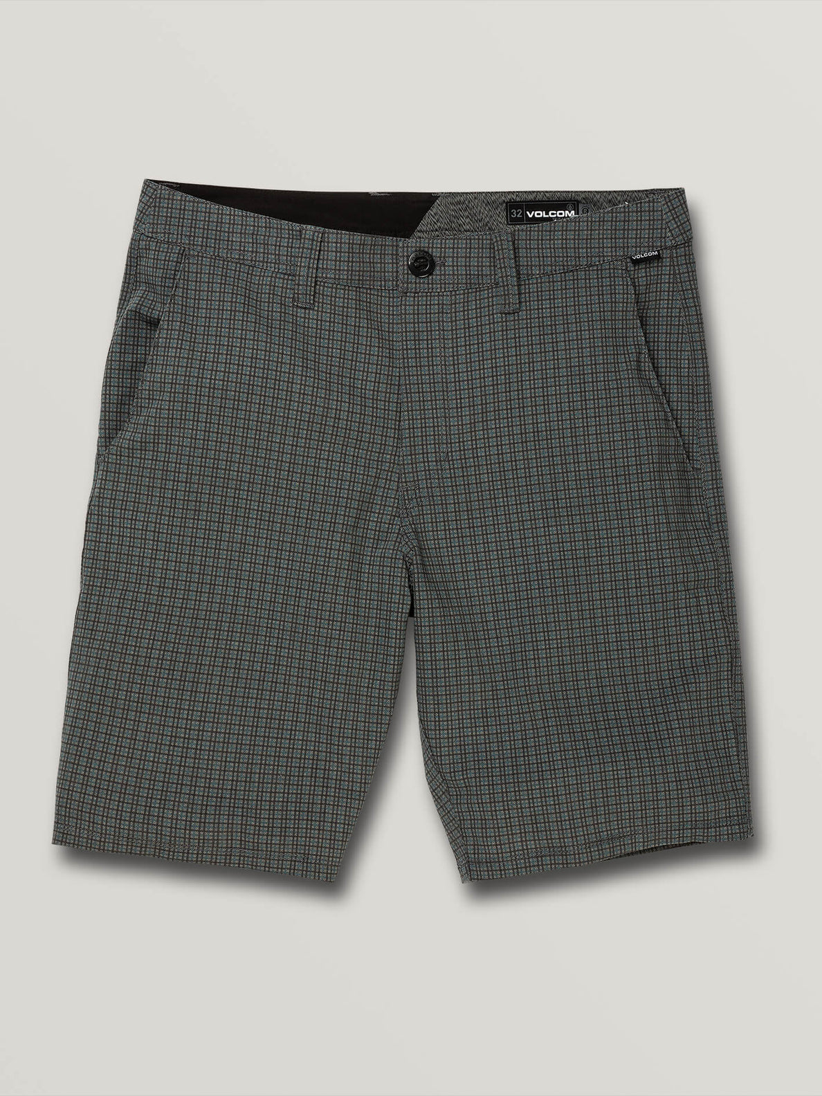 Frickin Surf N' Turf Mix Hybrid Shorts - Dark Charcoal (A3212003_DCR) [F]