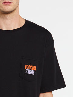 Surprise S/s Pocket Tee Black (A3532006_BLK) [1]