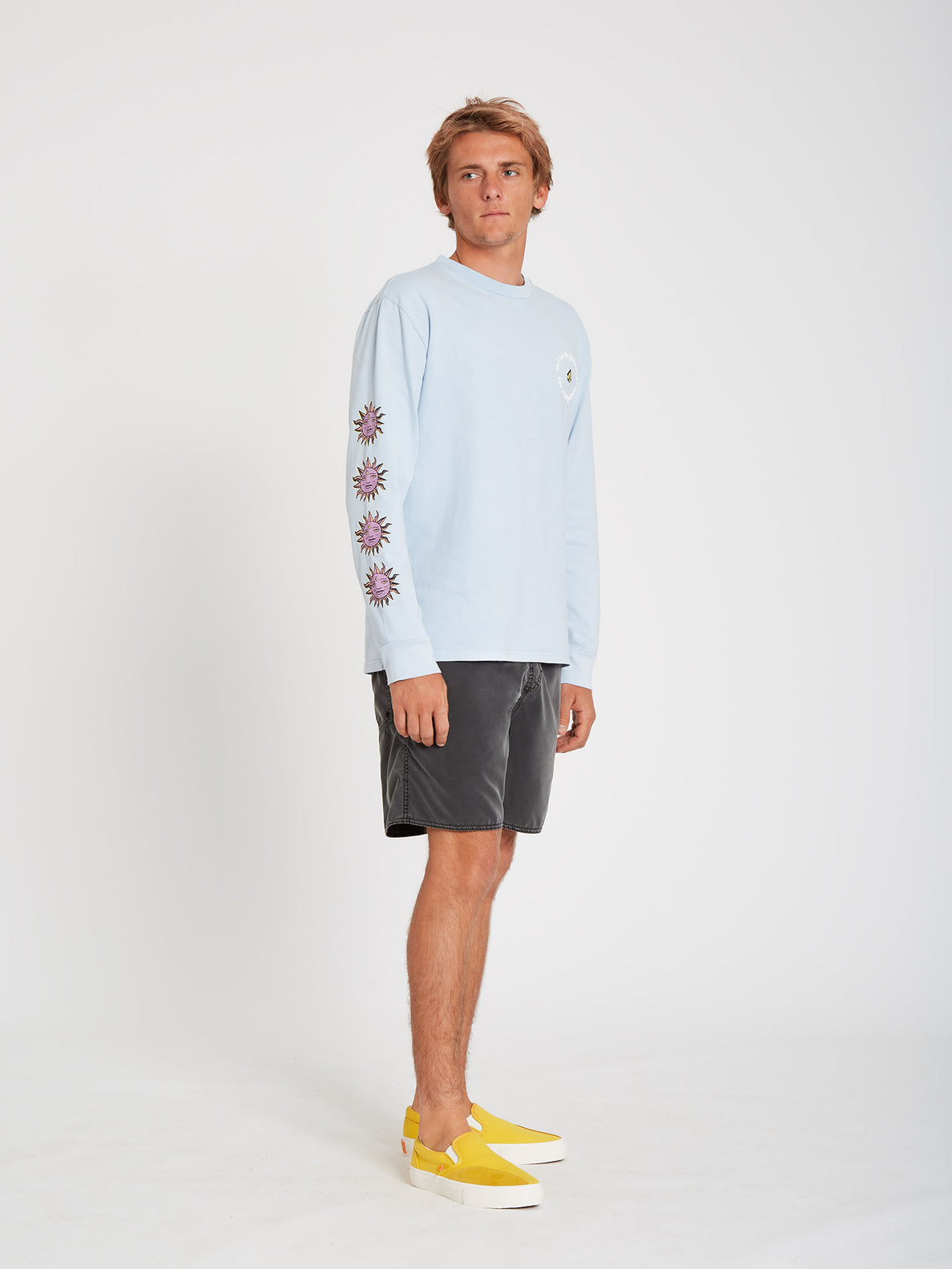 Ozzy Wrong L/s Tee Aether Blue (A3612103_AEB) [20]