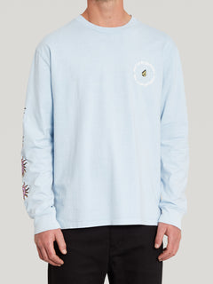 Ozzy Wrong L/s Tee Aether Blue (A3612103_AEB) [2]