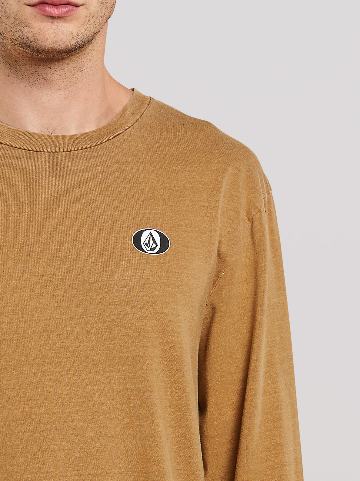 Stone Stack Wash L/s Tee Sanddune (A3632070_SDN) [2]