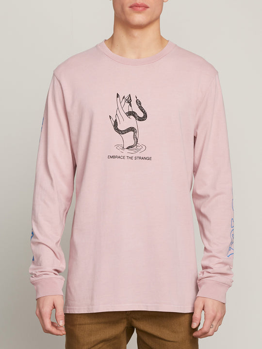 Exoterica Long Sleeve Tee - Pale Rider