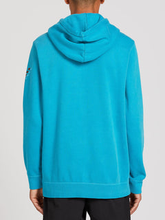 Vmx Stretch Washed Pullover - Cholrine