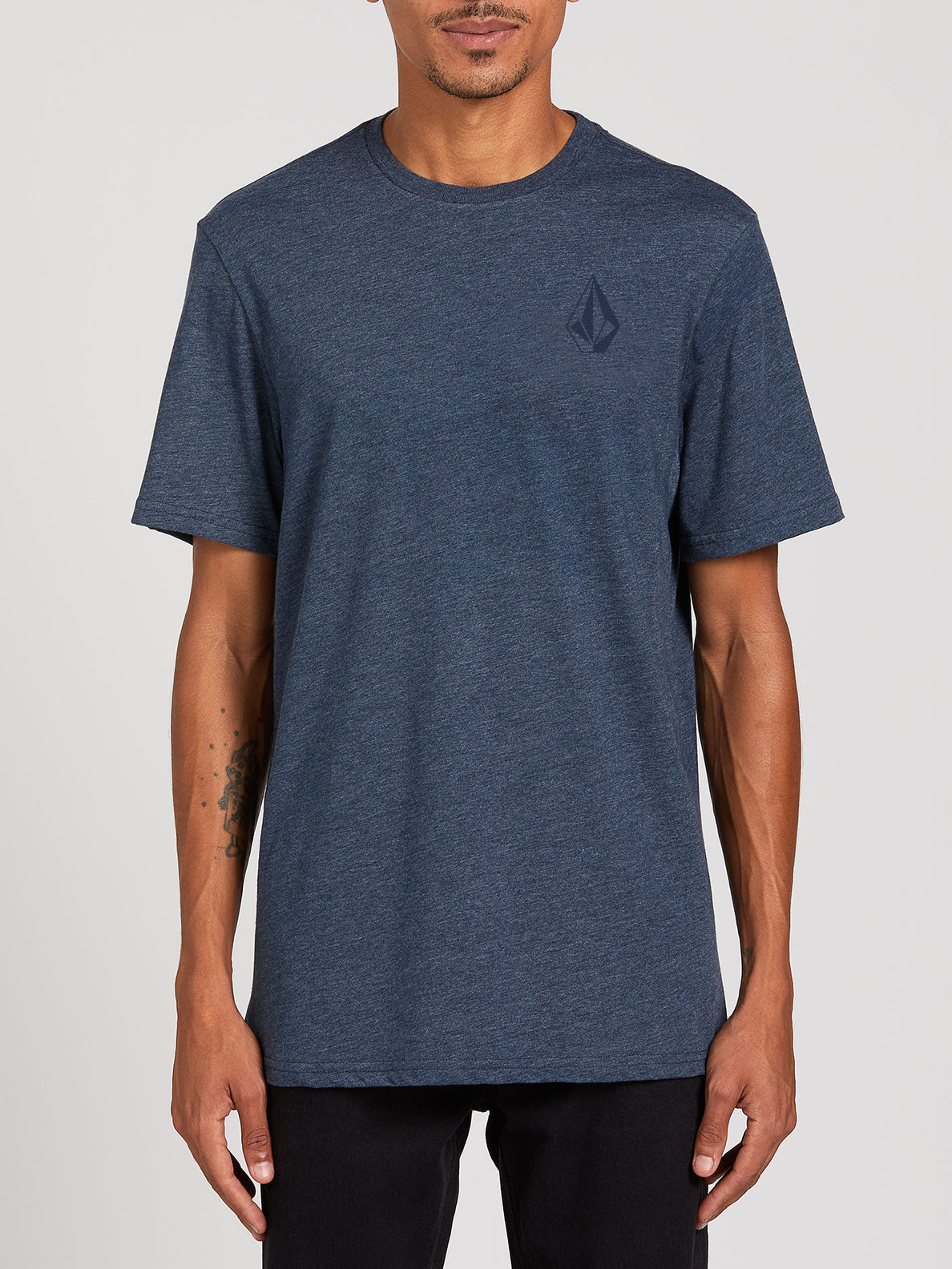 Stone Tech S/s Tee Navy (A4322006_NVY) [F]