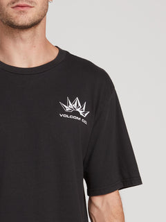 Dream State Short Sleeve Tee Black (A4331906_BLK) [1]