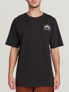 Dream State Short Sleeve Tee Black (A4331906_BLK) [F]