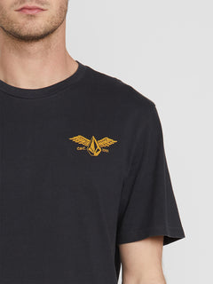 Flying Stone Short Sleeve Tee Black (A4341974_BLK) [1]
