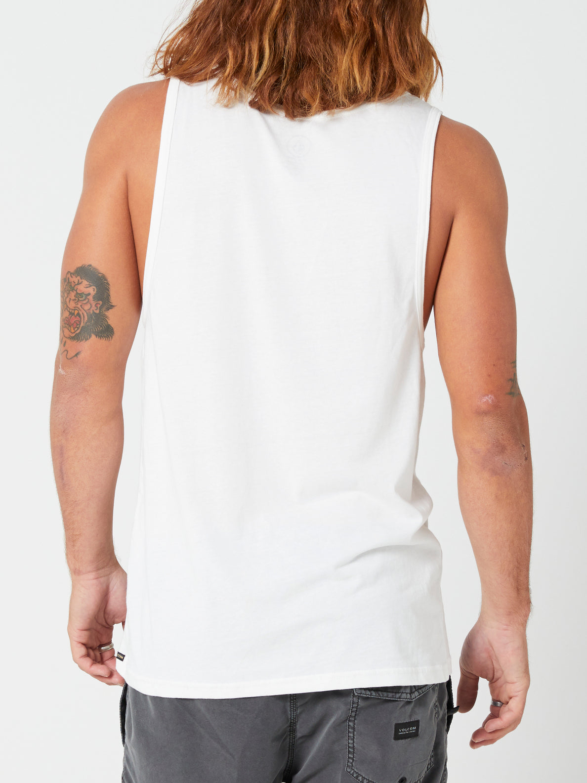 Solid Tank White (A4542070_WHT) [B]