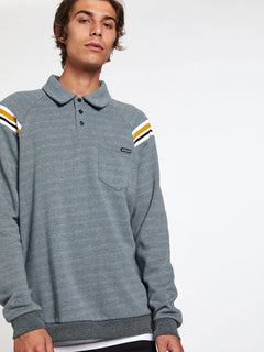 V Polo Crew Cool Blue (A4612004_CLU) [18]