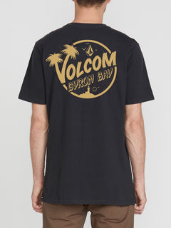 Byron Bay Tee - Black