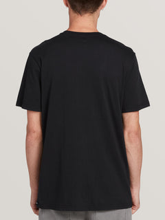 Mental State Short Sleeve Tee Black (A5031902_BLK) [B]