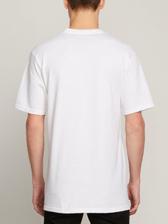 BAD BIRD S/S TEE WHITE