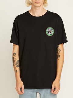 OR LATER S/S TEE BLACK