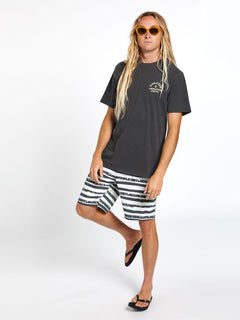 Yellers Short Sleeve Tee Black (A5212002_BLK) [20]