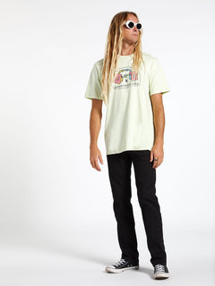 Subjects Short Sleeve Tee Key Lime (A5212003_KEY) [14]