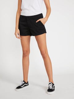 Frochickie Shorts - Black (B0911800_BLK) [1]
