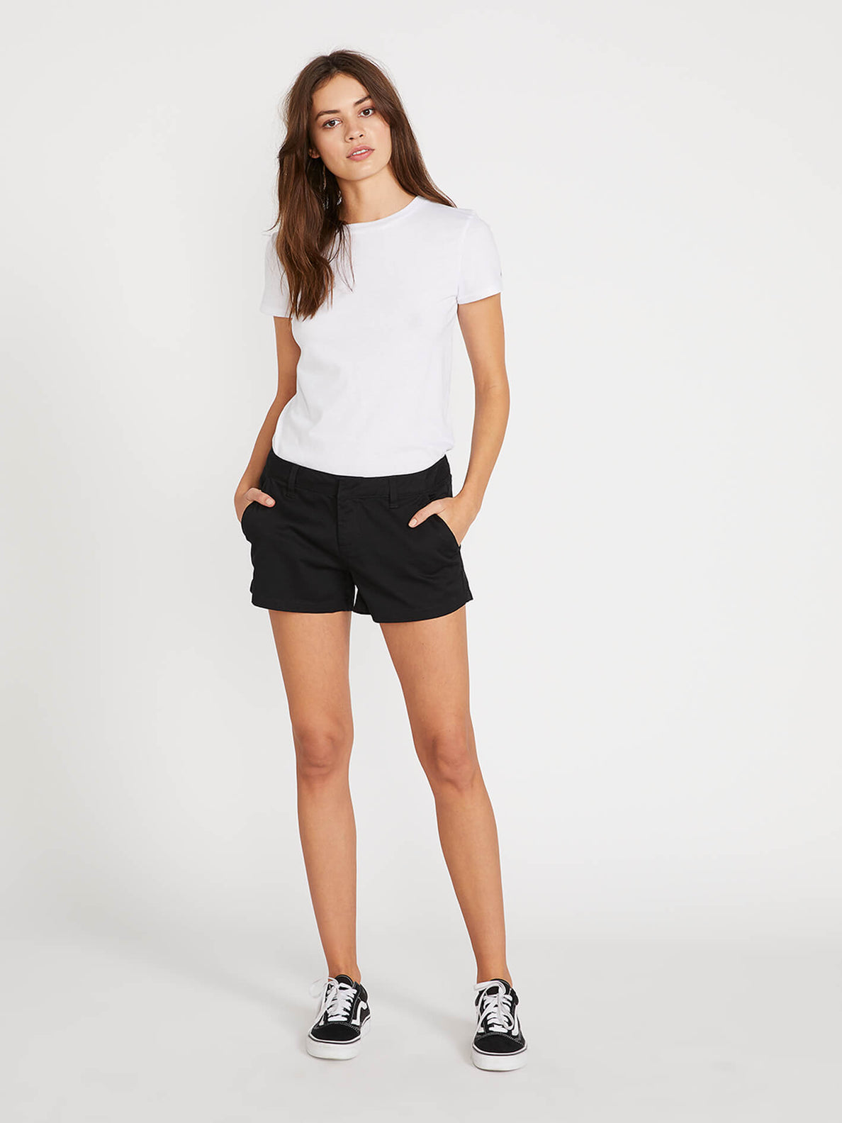 Frochickie Shorts - Black (B0911800_BLK) [2]