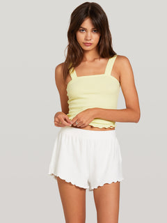 Lived In Lounge Shorts - Star White