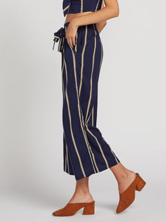 Winding Roads Pants - Midnight Blue