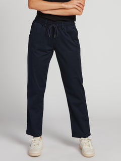 Frochick Travel Pants - Navy (B1141804_NVY) [1]