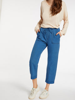 Sunday Strut Pant Airforce Blue (B1232006_AFB) [3]