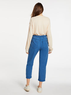 Sunday Strut Pant Airforce Blue (B1232006_AFB) [B]