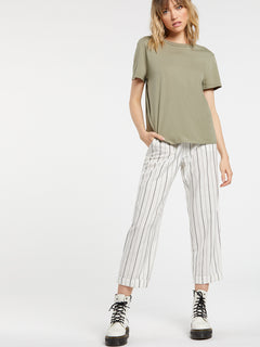 Sunday Strut Pant Black Stripe (B1232006_BKS) [36]