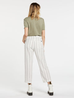 Sunday Strut Pant Black Stripe (B1232006_BKS) [B]