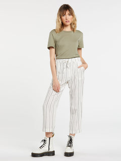 Sunday Strut Pant Black Stripe (B1232006_BKS) [F]
