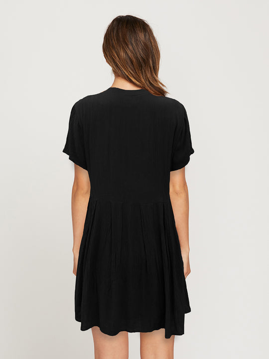 WAITLISTED DRESS BLACK