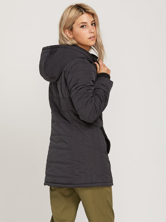 SKYTRAIL JACKET BLACK
