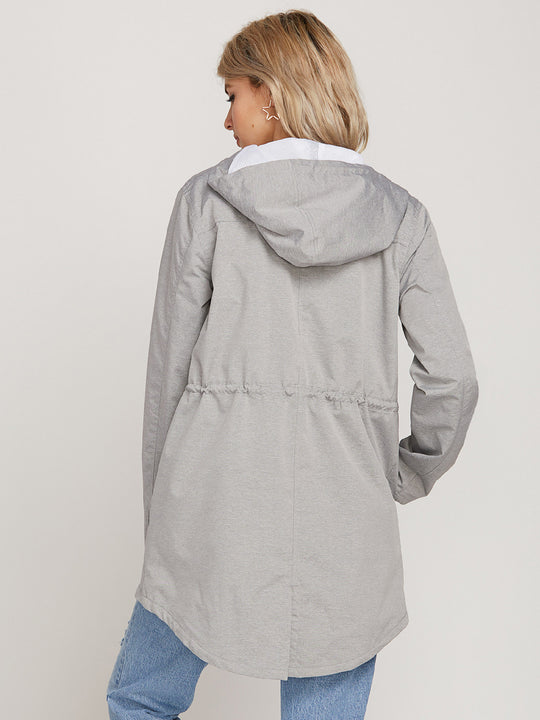 VENEMY JACKET HEATHER GREY
