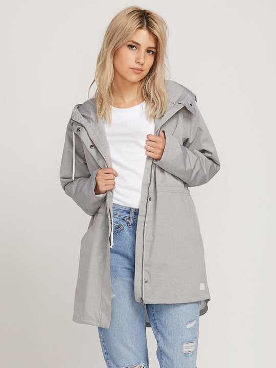 Venemy Jacket - Heather Grey