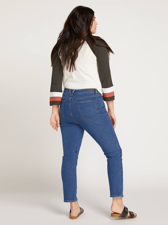 Vol Stone Jeans - Harbor Blue