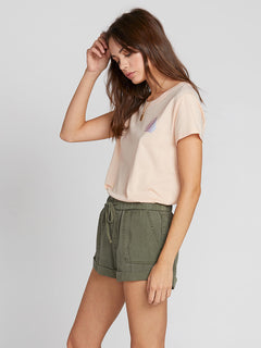 Sunday Strut Shorts - Army Green Combo (B1911812_ARC) [2]