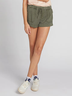 Sunday Strut Shorts - Army Green Combo (B1911812_ARC) [5]