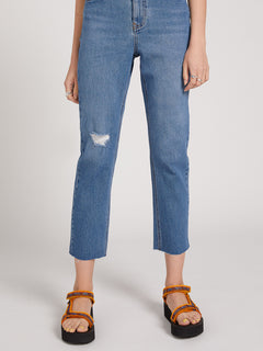 Stoned Straight Pants - Standard Issue Blue (B1912000_SDB) [50]