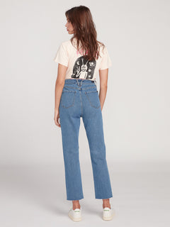 Stoned Straight Pant - Standard Issue Blue