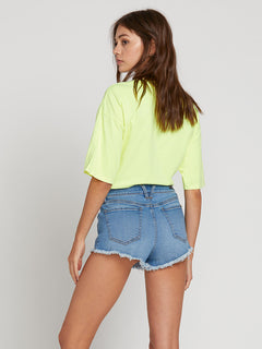 Stoney Stretch Short Mayan Blue (B1921906_MAY) [B]
