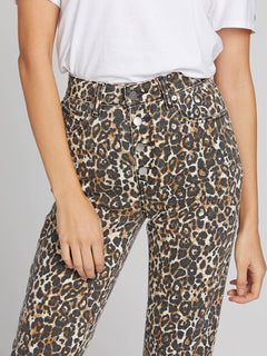 Super Stoned Skinny Jeans - Animal Print (B1931801_ANM) [4]