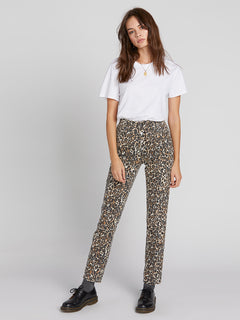 Super Stoned Skinny Jeans - Animal Print (B1931801_ANM) [F]