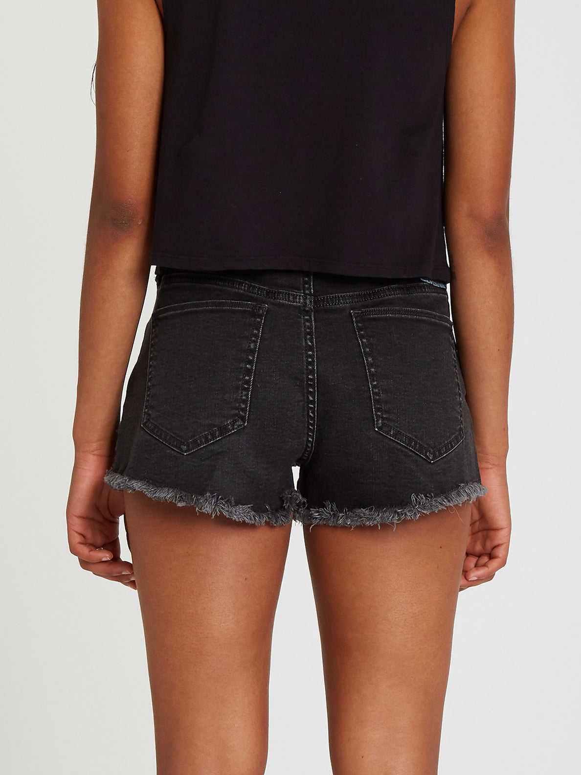 Stoney Stretch Short Asphalt Black (B2012101_ASB) [B]
