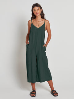 Nightstar Jumpsuit - Evergreen (B2841980_EVR) [F]