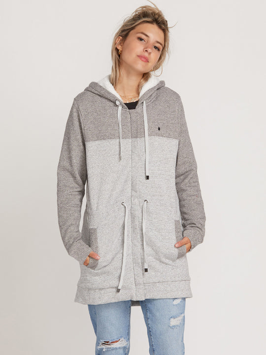 SKY WANDERER ZIP LIGHT GREY