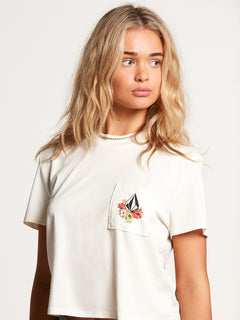 Pocket Dial Tee Star White (B3512103_SWH) [1]