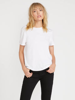 One Of Each Bf Tee White (B3521909_WHT) [F]