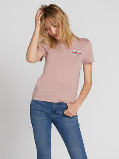 Stoked On Stone Tee Faded Mauve (B3531901_FMV) [1]