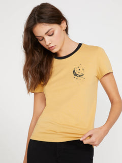 Stoked On Stone Tee Vintage Gold (B3541901_VGD) [1]