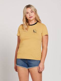 Stoked On Stone Tee Vintage Gold (B3541901_VGD) [21]
